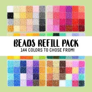 [PO] 2.6mm fuse beads refill pack