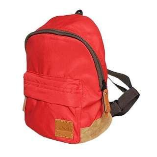 Tusk Bag Mini Red Backpack