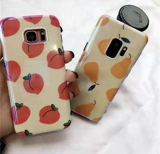 Samsung Galaxy Korean Style Soft Case