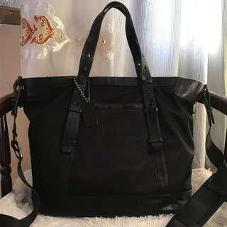 Coach Two Way Tote Bag