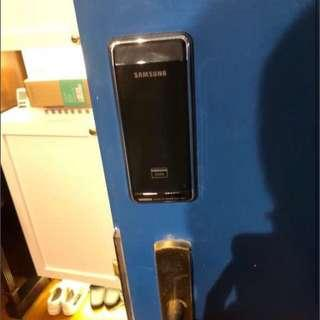 Digital lock for doors