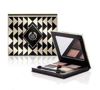 The Body Shop Eyeshadow Palette - Grooving Gold