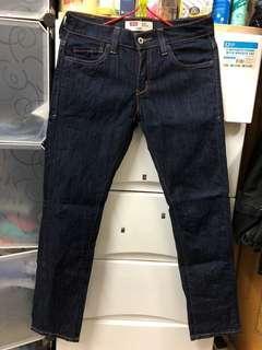 W30 Levi's 511 skinny blue jeans