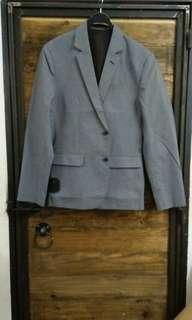 JAS BLAZER WOOD# OROGINAL BRAND