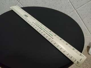 Architect/Engineer Scale Ruler 30cm