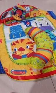 Bright Stars Baby Playmat