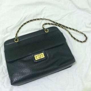 Leather OL Bag