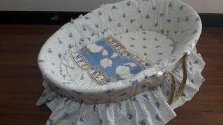 Mothercare Moses Basket Bundle #bundlesforyou