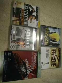 PS3 Games Xbox 360 $8 dollar each