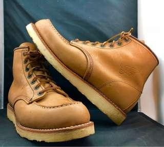 Red Wing Moc-toe Classic