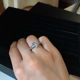 鋯石戒指💍