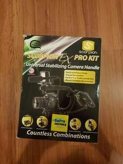 Camcaddie Scorpion EX pro Kit