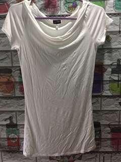 Armani Jeans White Shirt