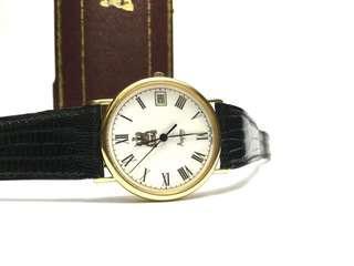 Baume & Mercier 18ct Gold Watch