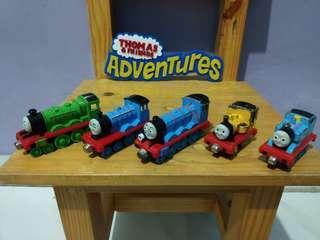 Thomas and Friends diecast