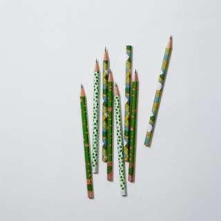 全新 STAEDTLER 施德樓 限定款 2B鉛筆 套組 嵐山綠