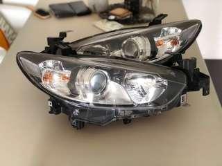 Mazda 6 2.0 headlamp