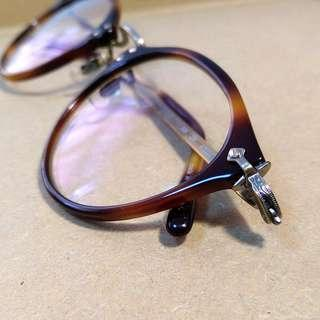 [ 全新 ] Oliver peoples MP-505 op505 DM 中金眼鏡 日本制