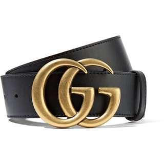 Inspired Gucci Belt