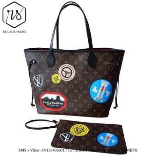 Louis Vuitton Neverfull MM (Special Limited Edition)
