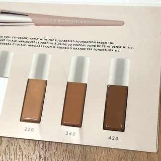 🚚 Fenty Beauty Pro Filt'r Soft Matte Longwear Foundation Trial Size