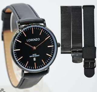 Jam tangan lorenzo