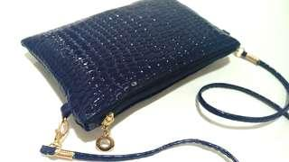Marked down SALES! Crocodile Pattern Fashionable Sling Bag