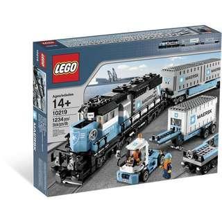 絕版 Lego - 10219