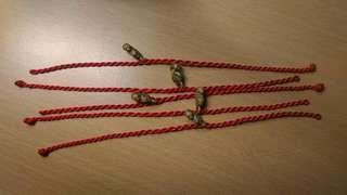 🚚 紅繩貔貅