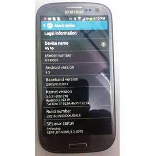 Samsung Galaxy S3 (GT-i9305)