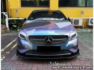 Mercedes-Benz A180 Auto