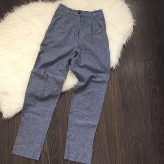 American Apparel High Waisted Pants XS