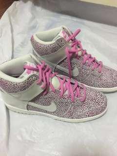 Nike mid cut sneakers
