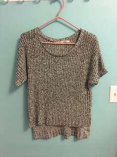 Rachel Roy short sleeve knit