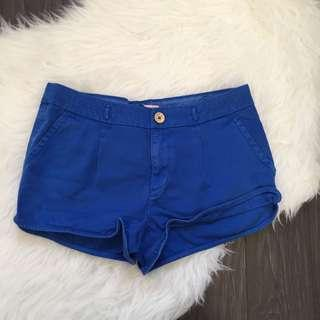 Juicy Couture Booty Shorts Size 6