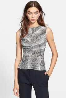 The Kooples silk top, size XS