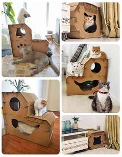 (PO) Cat Eco-House