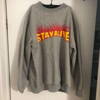 Aland sweater