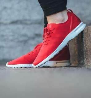BNIB Adidas Size 6 Flux Smooth Red Sneakers