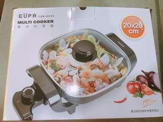 🚚 EUPA 萬用料理鍋 TSK-2235