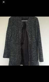 Vintage Coat: London