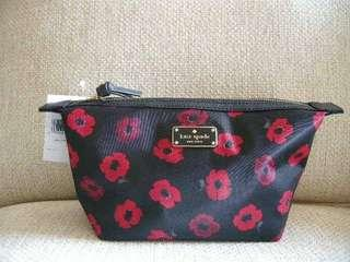 Authentic Kate Spade Cosmetic Pouch
