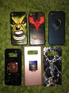Phone Covers Iphone 7/8 ,Note 8 & S8