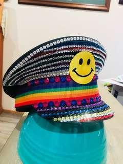 FESTIVAL RAVE DOOF HAT