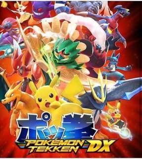 Pokémon Tournament Nintendo (Tekken)