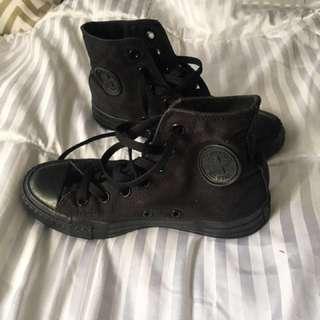 Converse Hightop Sneakers