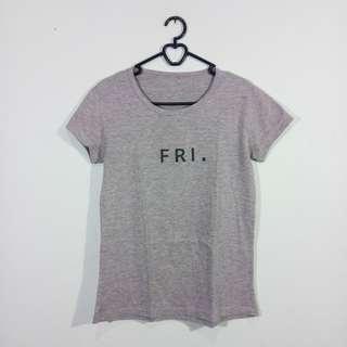 Fri. T-shirt