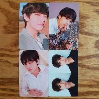 WTB!!! BTS V photocards Love yourself
