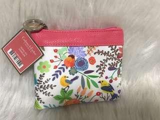 Crabtree & Evelyn 化妝袋+Hand Cream