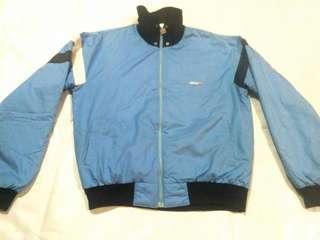 Jacket zip ellesse blue